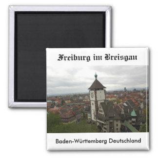 Freiburg Quadratischer Magnet