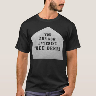freie derry Ecke T-Shirt