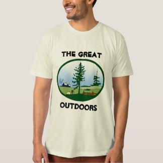 Freie Natur T-Shirt