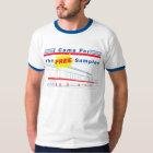 Freie Proben T-Shirt