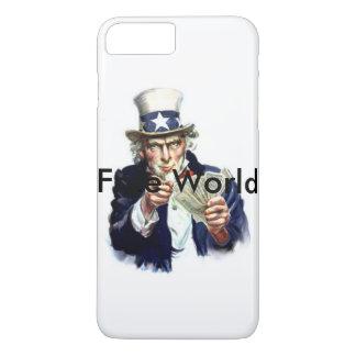 Freie Welt iPhone 8 Plus/7 Plus Hülle