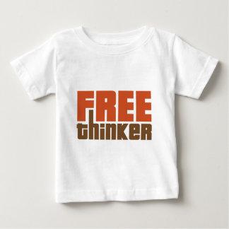 Freier Denker Baby T-shirt