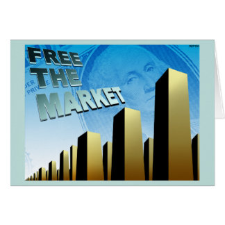 Freier Markt-Wirtschaft Karte