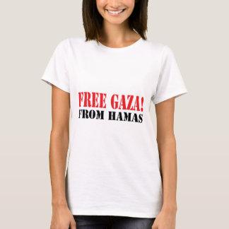 Freies GAZA von HAMAS T-Shirt