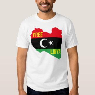 Freies Libyen-Shirt Shirt