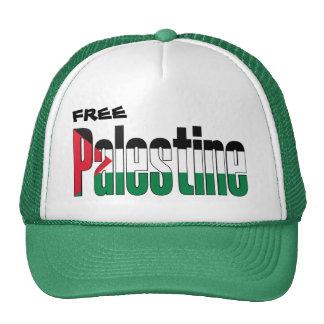 Freies Palästina Baseball Caps