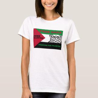 FREIES SICHERES GAZA PALÄSTINA J.png T-Shirt