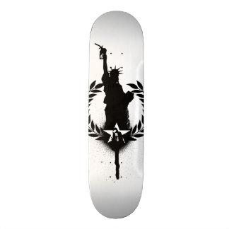 Freiheit für Öl Individuelles Skateboard