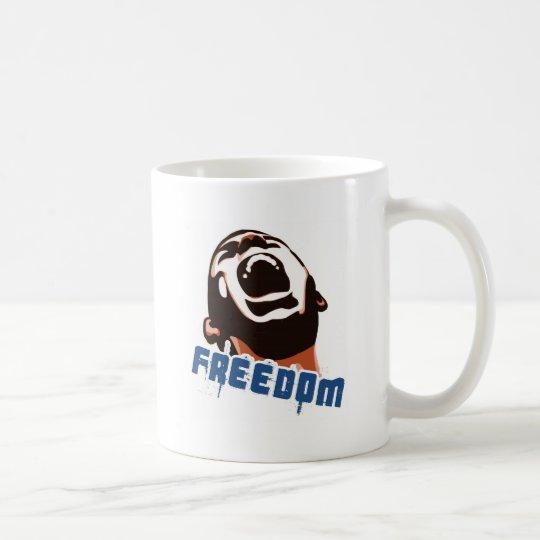 Freiheit Kaffeetasse