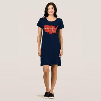Freiheits-Angelegenheiten zu jeder Kleid/Shirt USA Kleid
