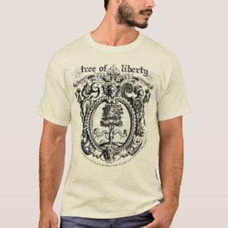 Freiheits-Baum-Grafik-T-Shirt T-Shirt