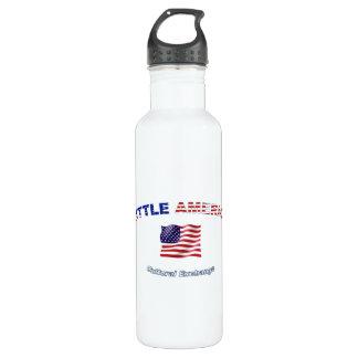Freiheits-Flasche Edelstahlflasche