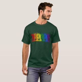 FREIHEITS-REGENBOGEN T-Shirt