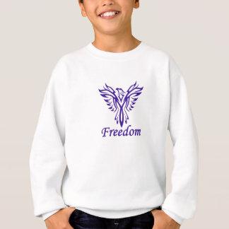 Freiheits-Shirt - wählen Sie Art u. Farbe Sweatshirt