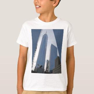 Freiheits-Turm-Welthandels-Mitte-New- YorkFoto 99 T-Shirt