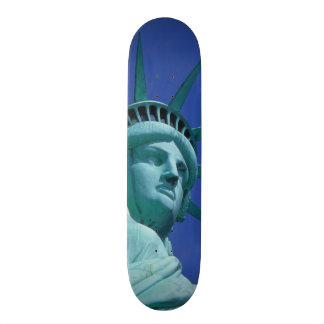 Freiheitsstatue, New York, USA 8 Skateboardbrett