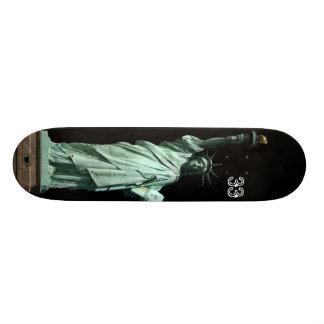 Freiheitsstatue Personalisiertes Skateboarddeck