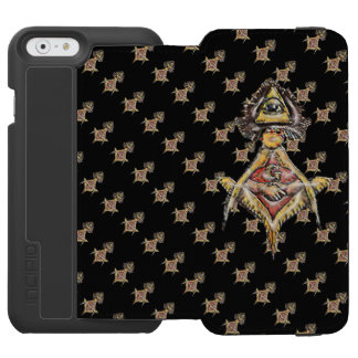 FreimaurerEyeSs Incipio Watson™ iPhone 6 Geldbörsen Hülle