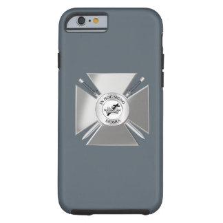 Freimaurerkreuz Tough iPhone 6 Hülle
