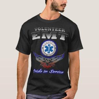 Freiwilliges EMT überwunden T-Shirt