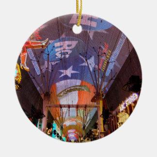 Fremont-Straßen-Erfahrung Keramik Ornament