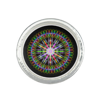 Frequenz + Absicht = Attunement Foto Ring
