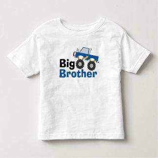 Frère bleu de camion de monstre tshirts