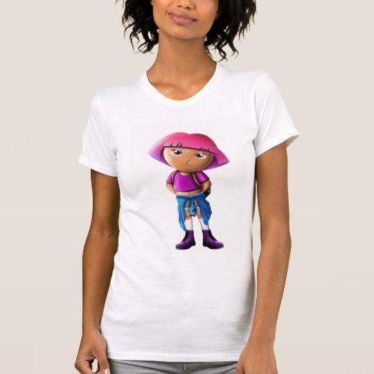Fresh Cartoon T-Shirt