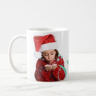 Freude! Stechpalmen-Beeren Kaffeetasse