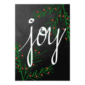 Freude - Weihnachtskarte Karte