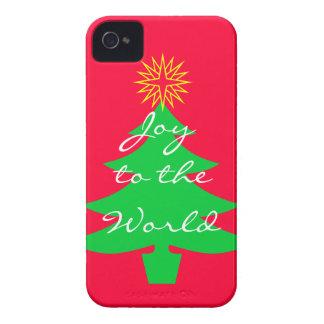 Freude zur Welt iPhone 4 Case-Mate Hülle