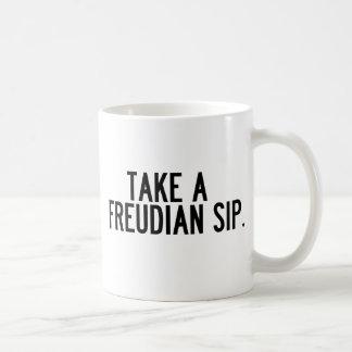 Freudsche Sip-Tasse Tasse