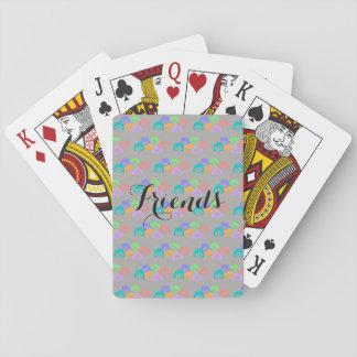 """Freund-"" Freundschaft, Spielkarten"