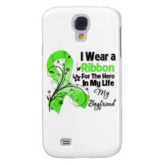 Freund-Held in meinem Leben-Lymphom-Band Galaxy S4 Hülle