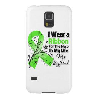 Freund-Held in meinem Leben-Lymphom-Band Samsung S5 Hülle