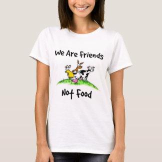 Freund-nicht NahrungsmittelT - Shirt