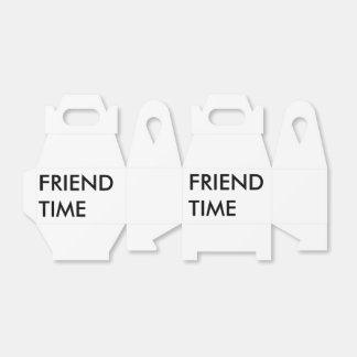 Freund-Zeit-Geschenkboxen Geschenkschachteln