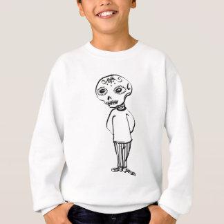 Freundliches Skelett Sweatshirt