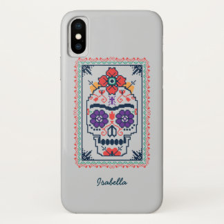 Frida Kahlo | Calavera iPhone X Hülle