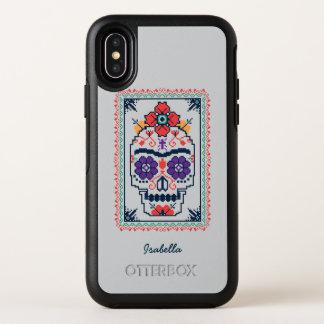 Frida Kahlo | Calavera OtterBox Symmetry iPhone X Hülle