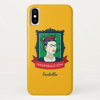 Frida Kahlo | Inspiración iPhone X Hülle