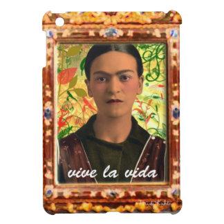 Frida Kahlo Reflejando Hülle Für iPad Mini