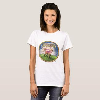 Frieda Schwanz-T - Shirt