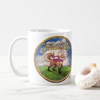 Frieda Schwanz-Tasse Kaffeetasse