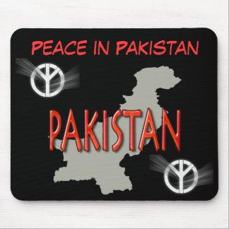 Frieden in Pakistan mousepad
