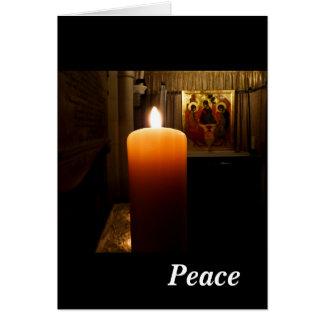 Frieden Karte