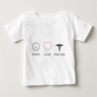 Frieden love44 baby t-shirt