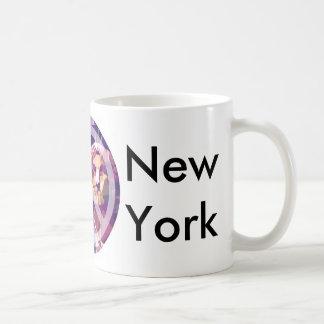 Frieden New York Tasse
