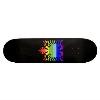 FRIEDENSalbaner Eagle Skateboard Brett