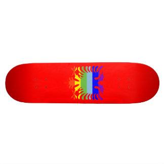 FRIEDENSalbaner Eagle Skateboard Bretter